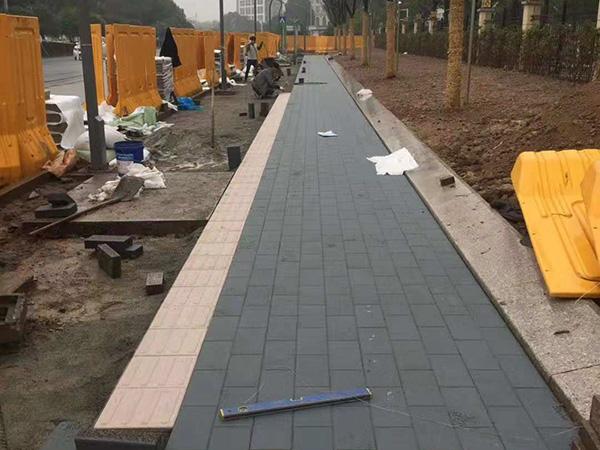 杭州現場施工