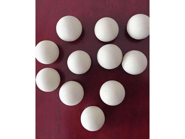 中高铝瓷球